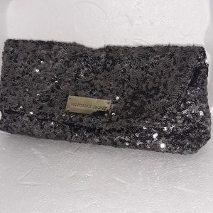 Victoria's Secret Sequence  Small Clutch